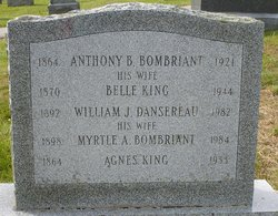 Myrtle A <I>Bombriant</I> Dansereau