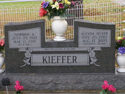 Norman A Kieffer