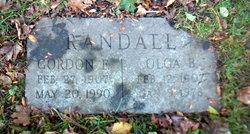 Olga Bernice <I>Kuell</I> Randall