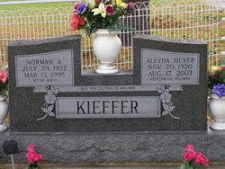 Aleyda <I>Huver</I> Kieffer
