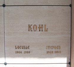 Lucylle Kohl