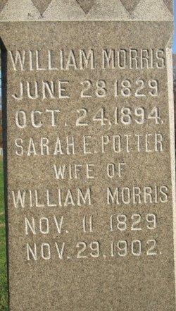 Sarah E <I>Potter</I> Morris