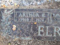 Arthur E Elrod