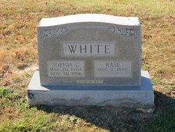 Sophia G. White