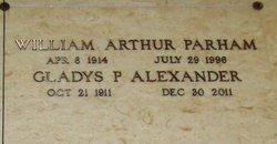 Gladys P. Alexander