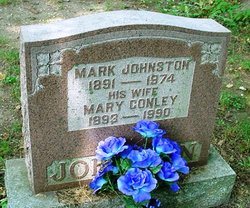 Mary <I>Conley</I> Johnston