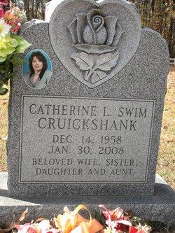 Catherine L. <I>Swim</I> Cruickshank