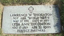 Lyda Ann Thornton
