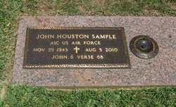 John Houston Sample