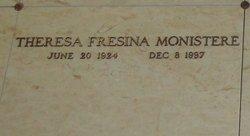 Theresa <I>Fresina</I> Monistere