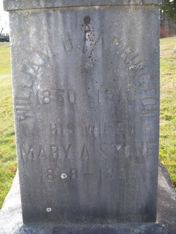 Mary A. <I>Stone</I> Farrington