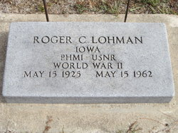 Roger Clarence Lohman