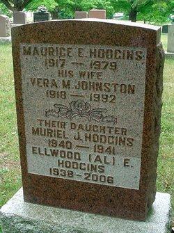 Vera M. <I>Johnston</I> Hodgins