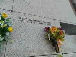 Orestilia <I>Benoit</I> Martin