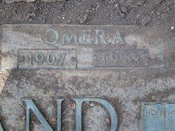 Omera Leila <I>Marshall</I> Strickland