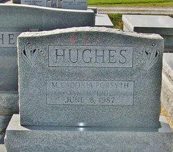Mattie Ladonia <I>Forsyth</I> Hughes
