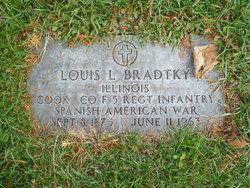 Louis L Bradtky
