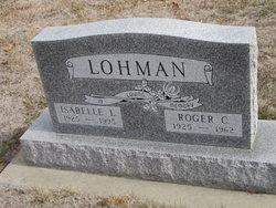 Isabelle L. <I>Slocum</I> Lohman