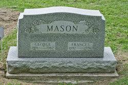 "Frances Luella ""Fan"" <I>Rhoads</I> Mason"