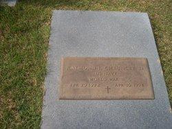 Raymond Leroy Chauncey, Jr