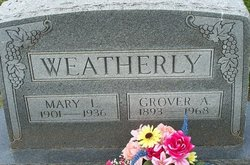 Mary L Weatherly