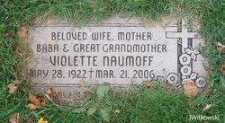 Violette Naumoff