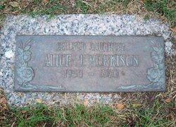 Alice Jane Morrison