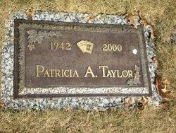 Patricia Ann <I>Carey</I> Taylor