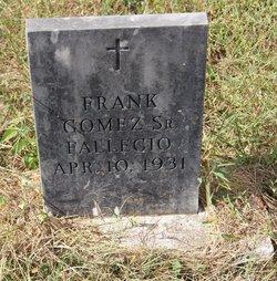"""Francisco """"Frank"""" Gomez, Sr"""