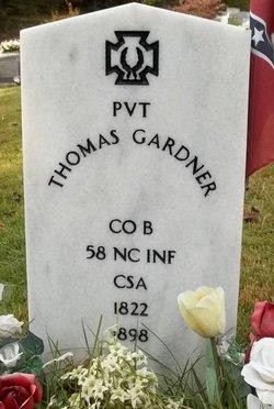 Thomas Gardner
