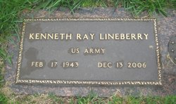 Kenneth Ray Lineberry