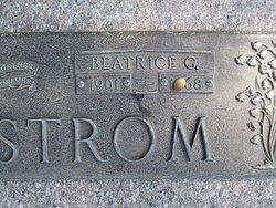 Beatrice G Wickstrom