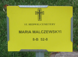 Maria Malczewskyi