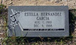 Estella <I>Hernandez</I> Garcia