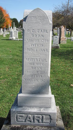 Mary Earl