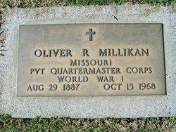 Oliver R Millikan