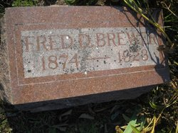 Fred D Brewer