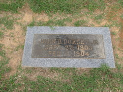John Buckner Dorsey, Jr