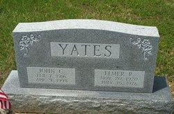 """Elmer R """"Bill"""" Yates"""