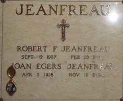 Joan <I>Egers</I> Jeanfreau