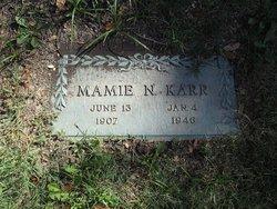 Mamie M Karr