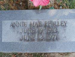 Annie Mae <I>Ingram</I> Philley