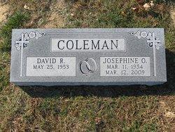 Josephine <I>Osborne</I> Coleman