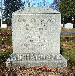 Frederick C Richardson