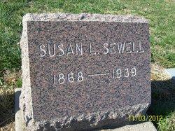 Susan L. <I>Carothers</I> Sewell