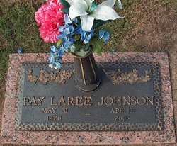Fay Laree <I>Chandler</I> Johnson