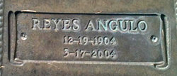 Reyes Angulo