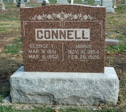 Minnie <I>Busch</I> Connell