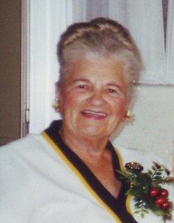 Margaret Ethel <I>Black</I> Henwood