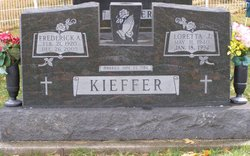 Frederick A Kieffer